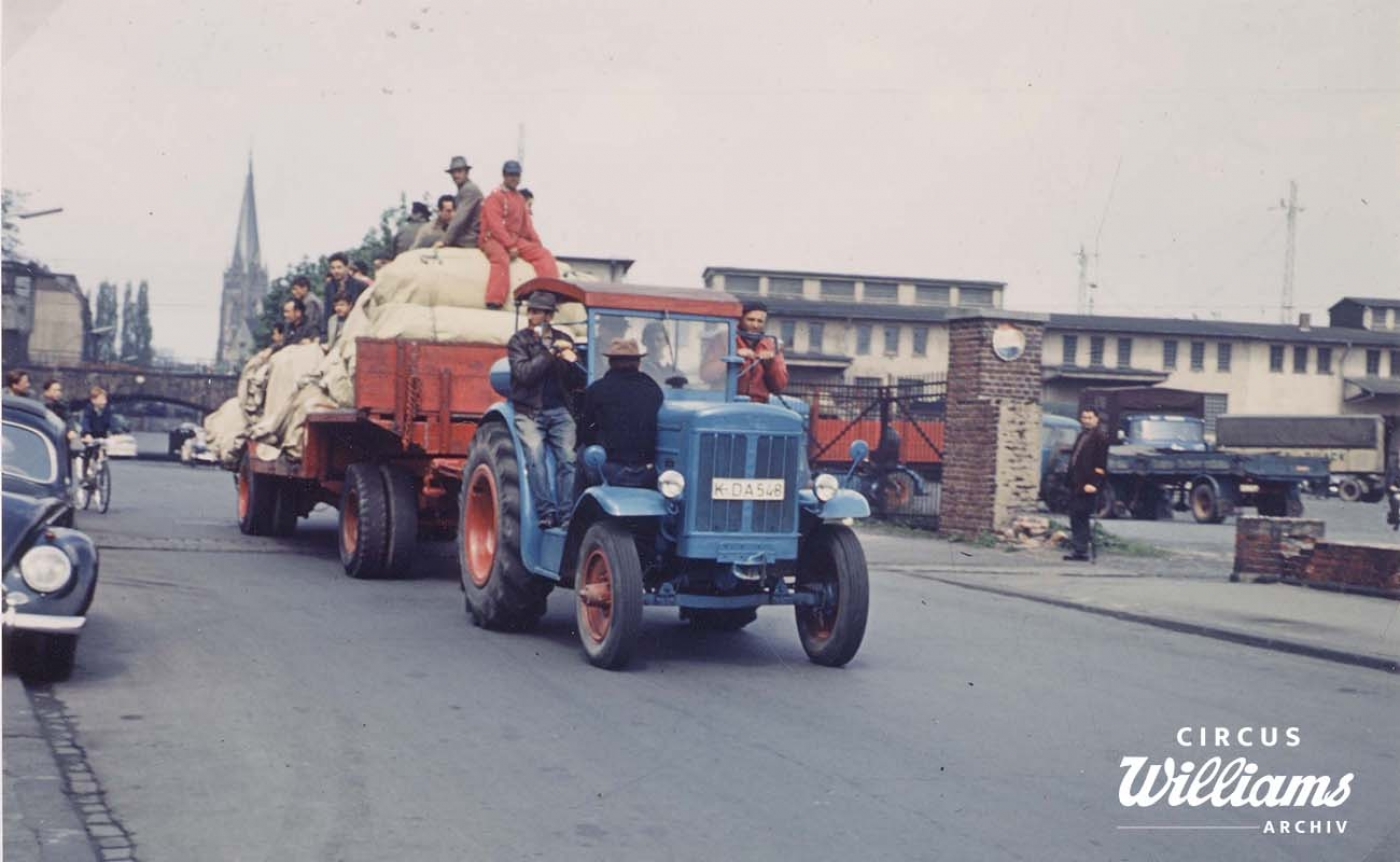 1964 Tourneebilder